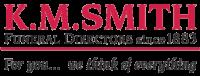 K.M.Smith Funerals Logo